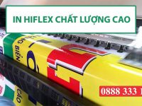in hiflex chất lượng cao tại Truyền Thông Thành Phố